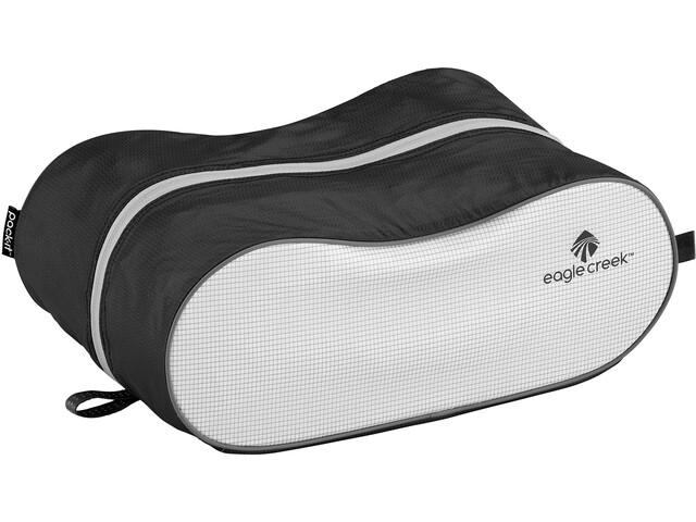 Eagle Creek Pack-It Specter Tech Sac à chaussures, black/white